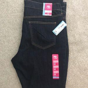 Brand New Old Navy Flirt Boot Cut Jeans